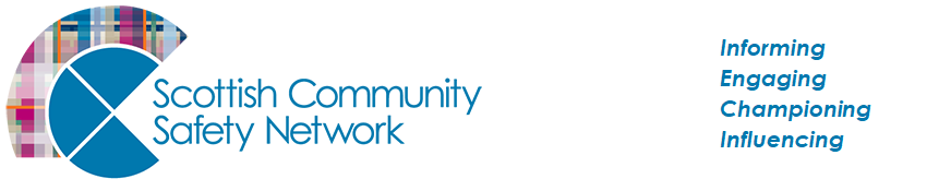 Safer Communities Scotland Logo